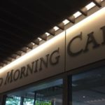 中野駅からすぐセントラルパークにあるグッドモーニングカフェ