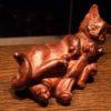 猫、猫、猫な四条烏丸から少し奥の隠れ家フレンチ「ブリーク (Brique)」