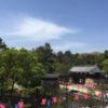 高知城を無料ガイドさんに案内してもらいながら観光した+高知城歴史博物館のカフェ「イストワール」