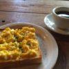 CLAMP COFFEE SARASA(クランプコーヒーサラサ)でゆっくりお茶をする