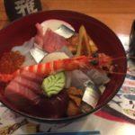 水天宮前駅「鮨処 雅」でお手頃ランチを食べる