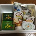ふるさと納税レポ:北海道音更町 とかち「よつ葉」チーズ・バターセット