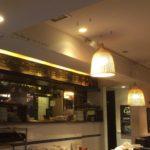中野駅南口から徒歩3分 おしゃれなCAFE&BARのターブル ド ペール (Table des Peres)でお茶をする