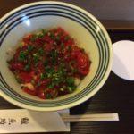神宮丸太町駅から徒歩2分 ランチに海鮮丼が食べれる寿司屋「魚助」に行ってきた