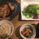 一歳半の子連れで伊勢丹会館「あえん」で沖縄風料理を食べる