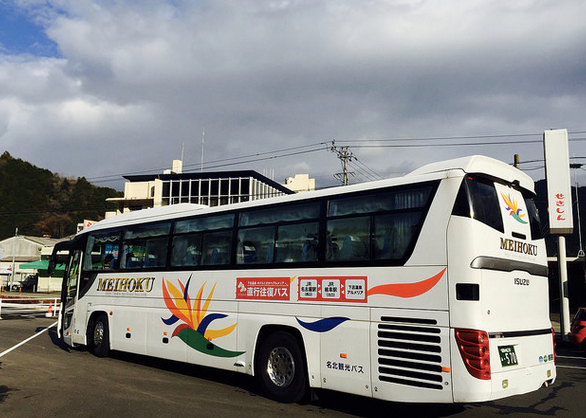 下呂温泉@つるつるの湯 みのり荘 に専用直行バスで行った感想