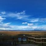 釧路湿原にある細岡展望台に車で行ってきた