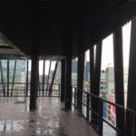 東急プラザ銀座の屋上にあるキリコテラスに行ってきた